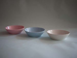 Image of Set of Mini Pastel Bowls