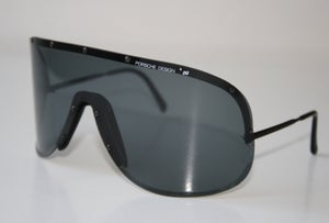 Image of Vintage Porsche Design PD by Carrera mod. 5620 90 black *RARE* Yoko Ono