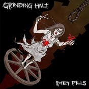 "Image of Grinding Halt/Diet Pills split 7"""
