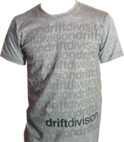 """Image of driftdivision """"Repeater Tee"""""""