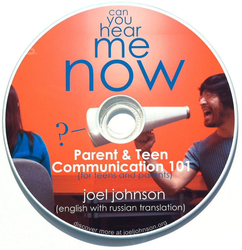Image of Can you Hear Me Now? Parent & Teen Communication 101