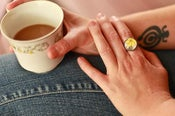 Image of Yellow Ring
