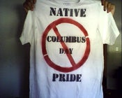 Image of Native Pride/Anti-Columbus Day