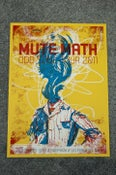 Image of Mute Math Poster