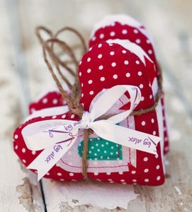 Image of Bundle of Hearts Decorations
