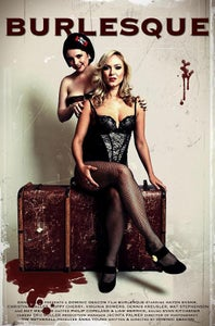 Image of Burlesque (2010) DVD