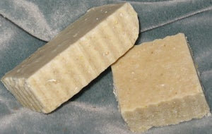 Image of Honey and Oatmeal Goat Milk Soap