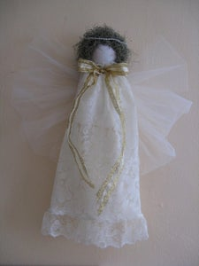 Image of Lacey Angel Wall Decoration