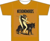 Image of Necronomikids Andras T-Shirt
