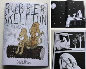 Image of Comic- Rubber Skeleton #1