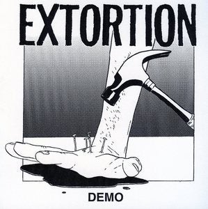 "Image of EXTORTION ""DEMO"" 7"" Australian Import"