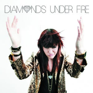 Image of Diamonds Under Fire (Self-Titled) Full Length CD