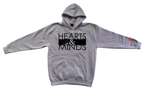 Image of [HEARTS & MINDS] PULLOVER HOOD