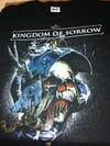 Kingdom Of Sorrow 2nd album cover shirt (1 sided)