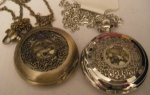 Image of Clock Pendant Style 3.