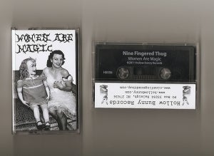 Image of Women Are Magic - cassette with download card
