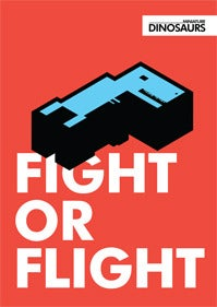 Image of Fight or Flight A3 Poster