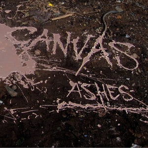 Image of Canvas | Ashes 12""