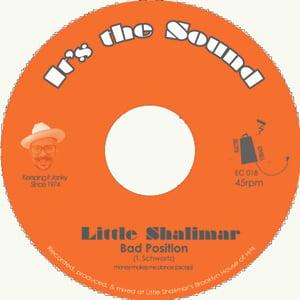 """Image of Little Shalimar (EC018)  7"""" 45rpm"""