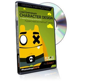 Image of Character Design in Adobe Photoshop and Illustrator