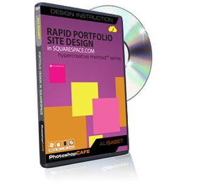 Image of Rapid Portfolio Site Design in Squarespace  by | Ali Sabet  2 Hr. 18min $49.99