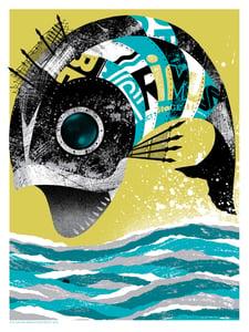 Image of Primus poster (regular)