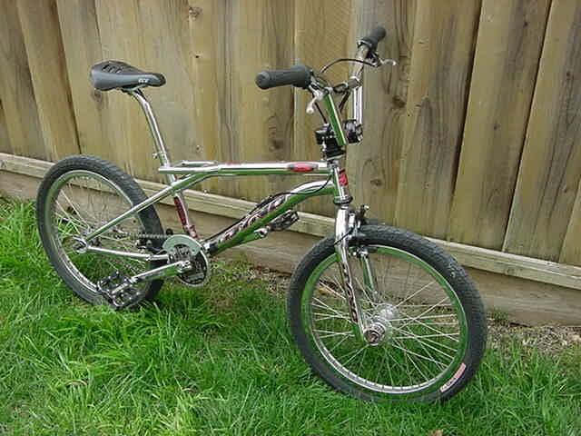Image of 97 Dyno Pac-Man Slammer Flatland Freestyle BMX Bike-Complete