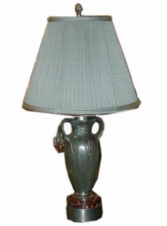 Image of Antique French Bronze Urn - Susse Fres - Designer Lamp