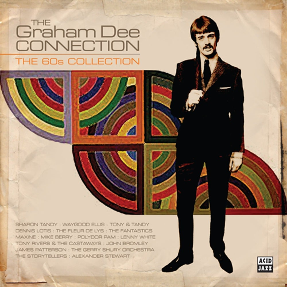 Image of The Graham Dee Connection - The 60s Collection - Compilation CD