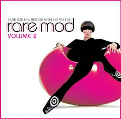 Image of Rare Mod Volume 2 CD 8.99