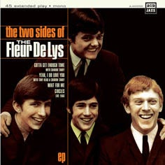 Image of The Fleur De Lys - The Two Sides Of... 7""