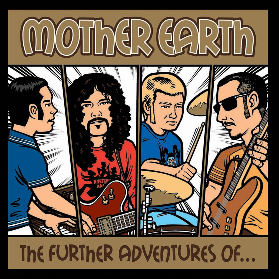 Image of Mother Earth - Further Adventures Of... - CD Album