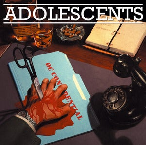 """Image of THE ADOLESCENTS """"OC confidential"""""""