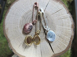 Image of LOCKET PINS