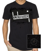 Image of La Resistance CD and T Shirt bundle for only $12.99