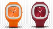 Image of Shocking Goat Watch - Orange/Red