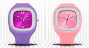 Image of Shocking Goat Watch - Purple/Pink