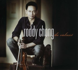 Image of Roddy Chong - The Violinist CD (autographed)