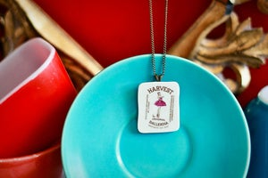 Image of Ballerina Necklace