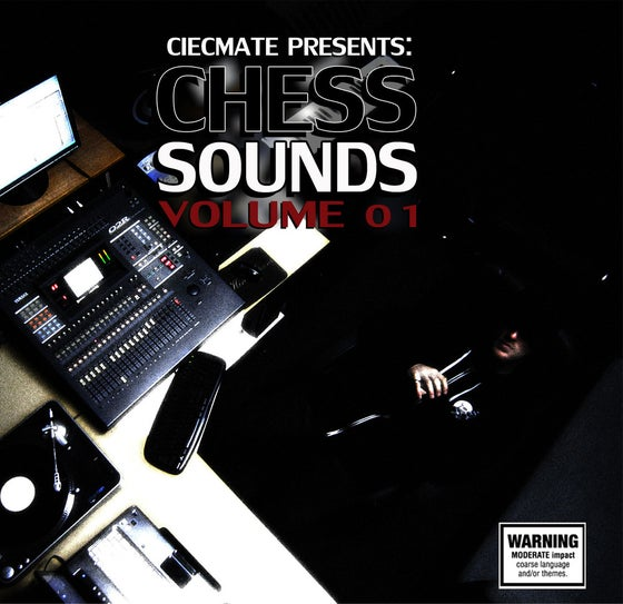 Image of BTE019 - CIECMATE Presents: Chess Sounds Volume 01