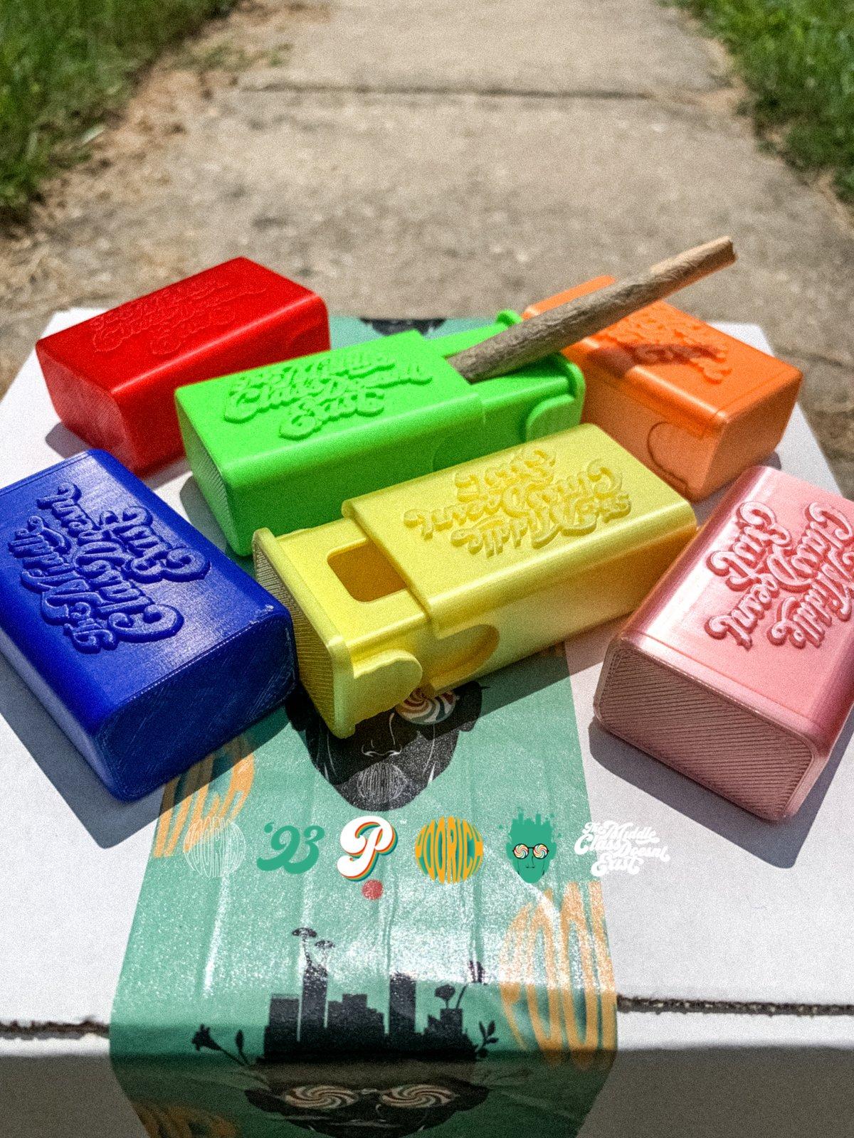 TMCDE Pocket Ashtray