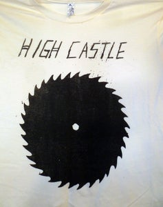 Image of High Castle Saw Blade Shirt