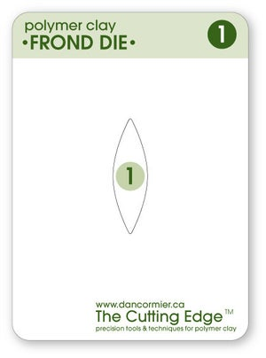 Image of Frond Die Set