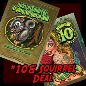 Image of Number 10 & Squirrel Deal