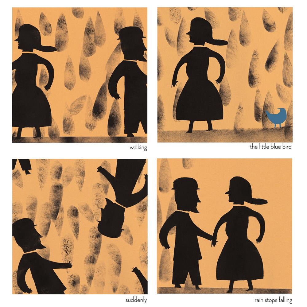 Image of Mr Man and Mme Woman cards set
