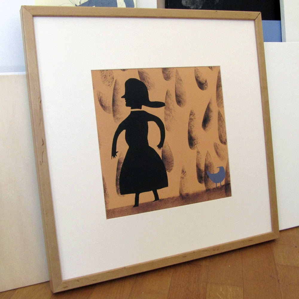 Image of Mr Man and Mme Woman print