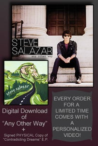 """Image of """"Any Other Way"""" Full Digital Download+Signed """"Contradicting Dreams"""" E.P. w/PERS"""