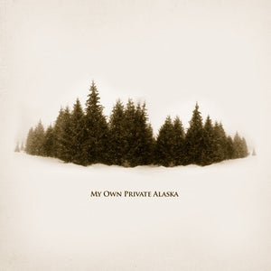 Image of My Own Private Alaska - S/T (limited reissue) CD