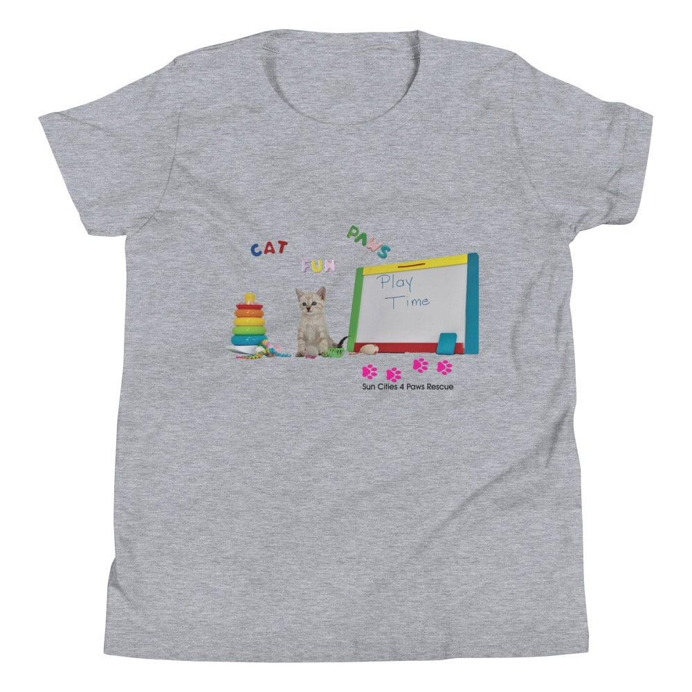 """Image of 4 Paws Kids """"Play Time"""" - T-Shirt"""