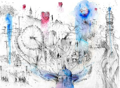 Image of Another London - Limited Edition Print